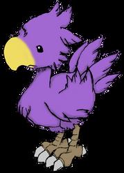 Violet Chocobo