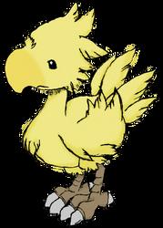 Yellow Chocobo