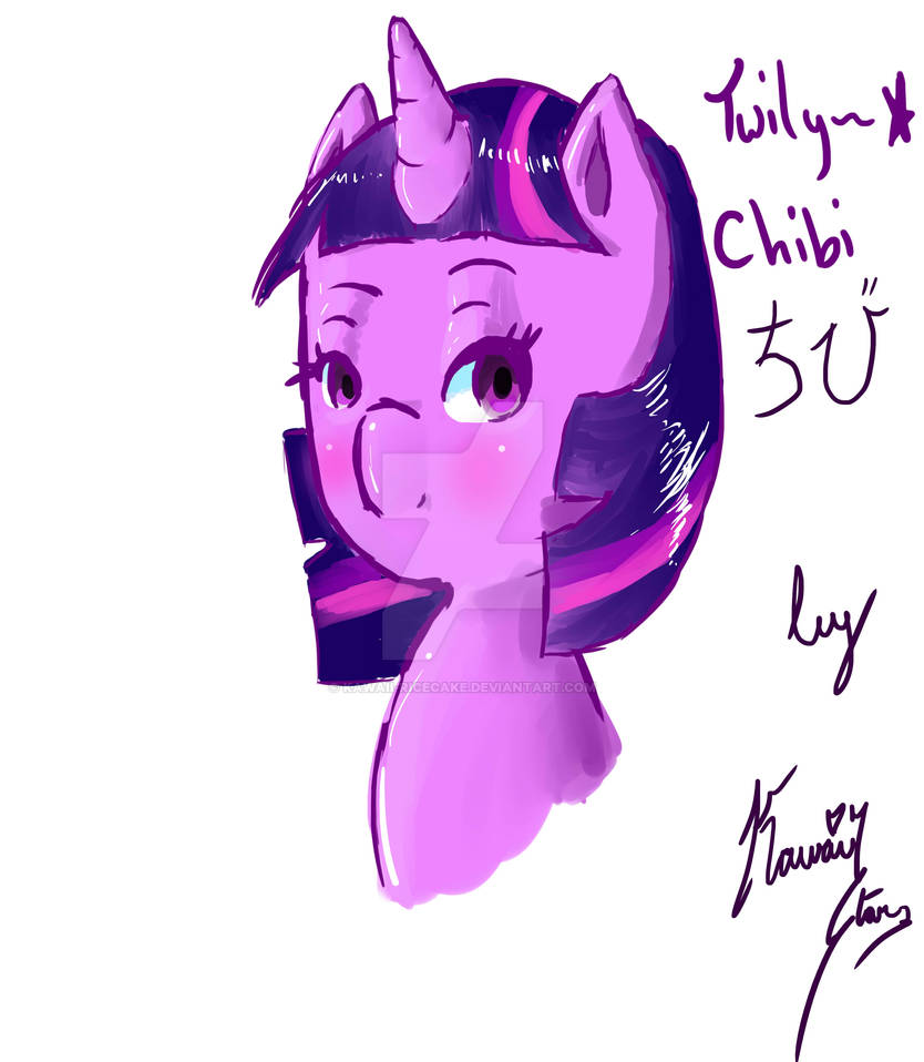 Twilight Chibi