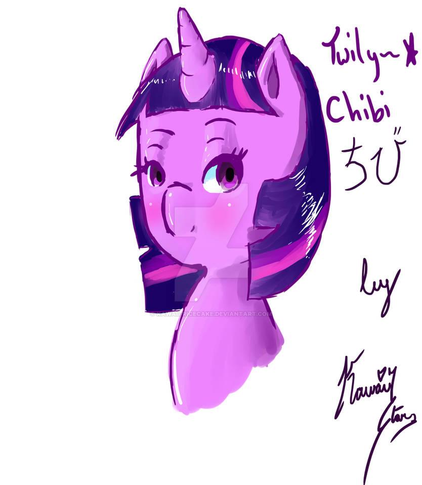 Twilight Chibi