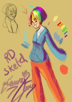 Redraw RD Sketch