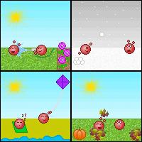 seasons static by BabyRuca