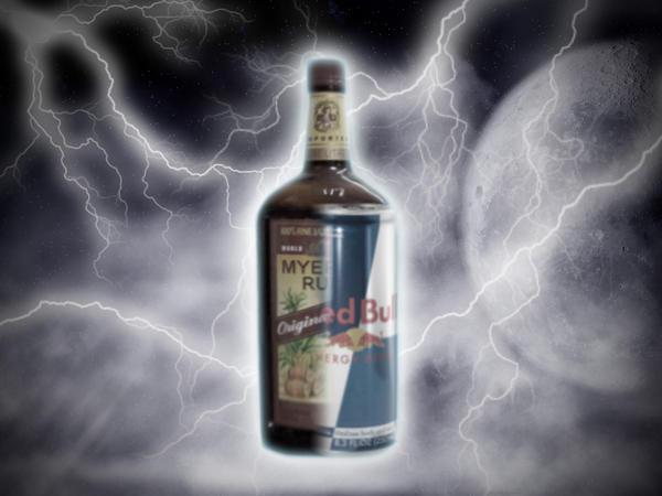 Drinking Vodka And Redbull Song