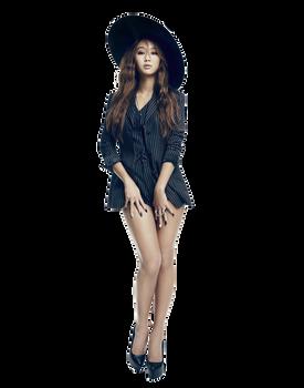 PNG - Hyorin {Sistar}