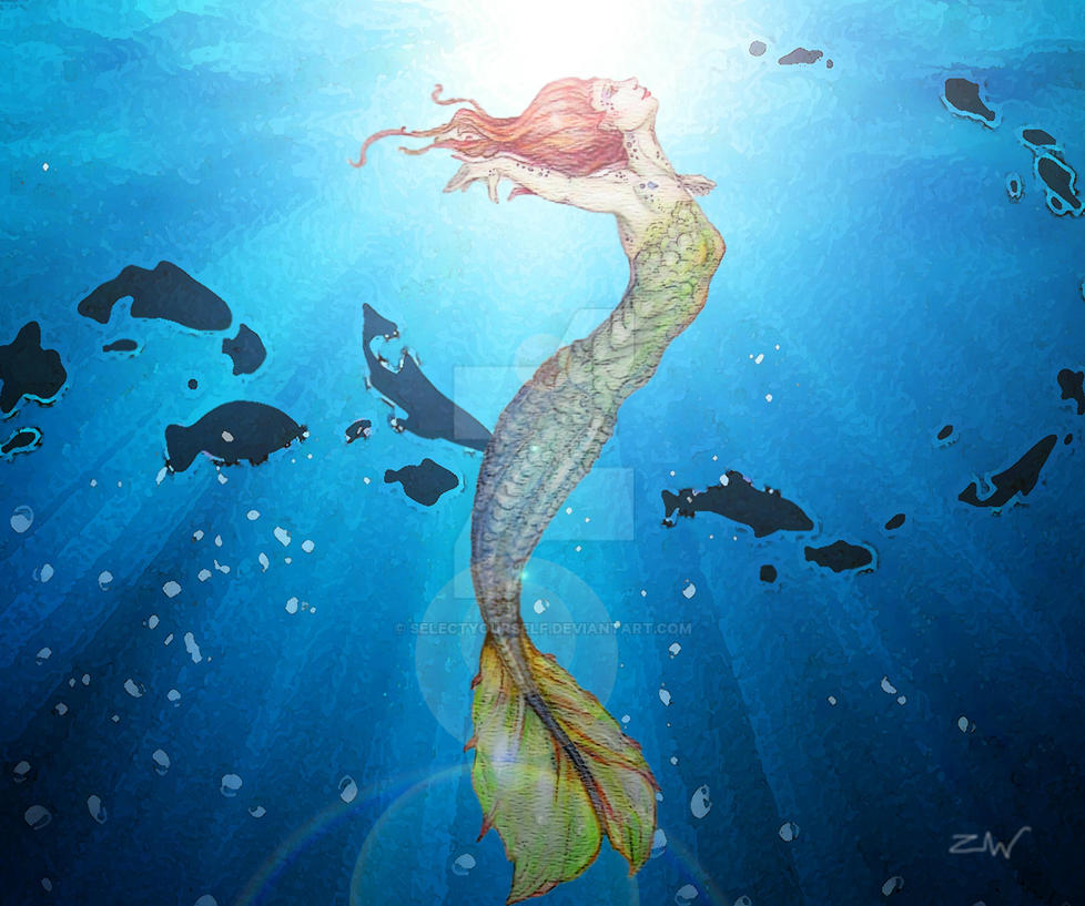 Underwater Arabesque by SelectYourself on DeviantArt