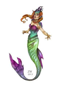 Mermaid WIP