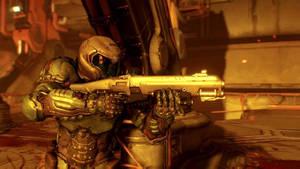 Doom (2016) - Demonic Refinery