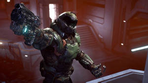 Doom (2016) - The Doom Slayer by Kingbamus