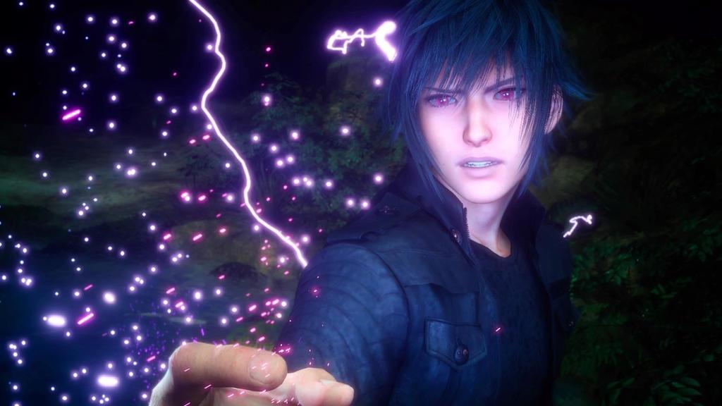 4k Noctis Lucis Caelum Final Fantasy Xv Hd Games 4k: Noctis By Kingbamus On DeviantArt