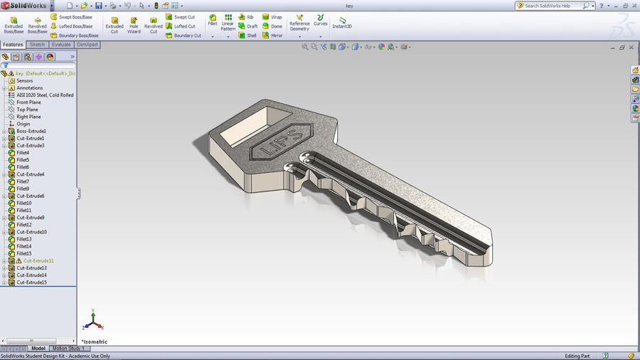 pin objects in solidworks 2017 pdf