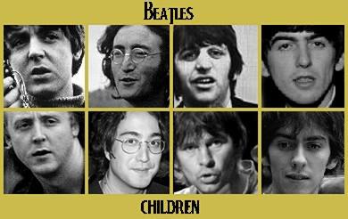 BEATLES CHILDREN By McCartney On DeviantArt