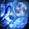 Blue Moon Icon by Degration