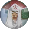 Sarutobi Snow Button by Degration