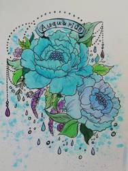 Aquarius flowers