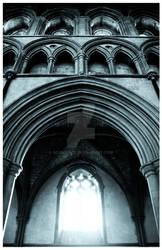 St Albans inside