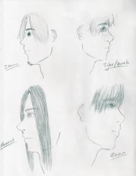Male profiles
