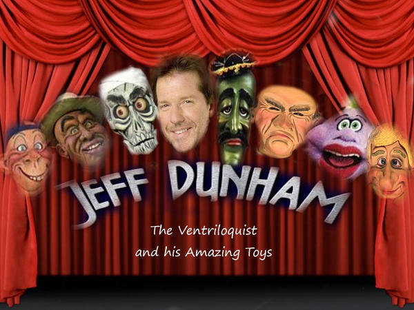 jeff dunham peanut wallpaper. Jeff Dunham the Ventriloquist