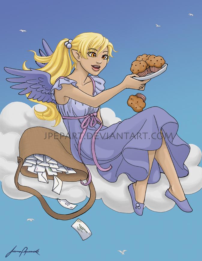 Muffins! by JPepArt