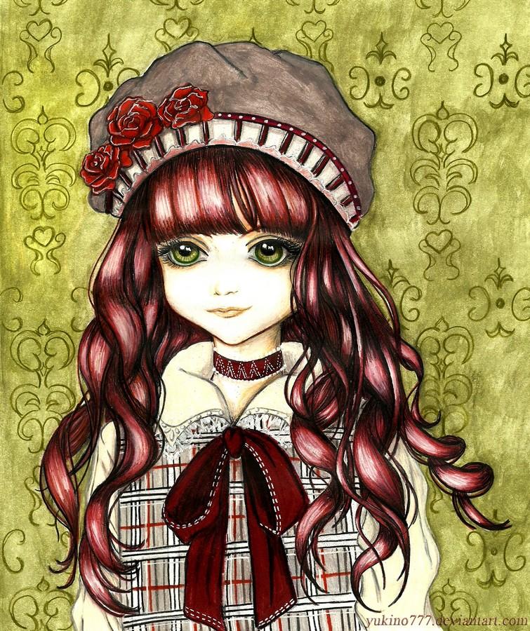 Danielle by yukino777