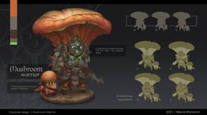 MushroomWarrior