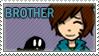 Stamp-Brother by NightMargin
