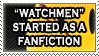 Stamp-Watchmen by NightMargin