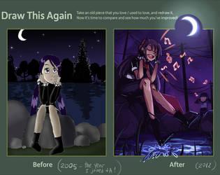 draw stuff again! by NightMargin