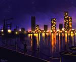 Rip-dock area concept art