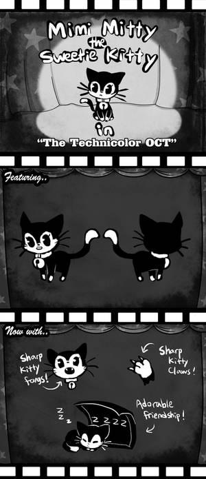 TCOCT-Mimi Mitty the Sweety Kitty