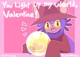 Niko Valentines by NightMargin