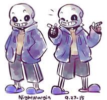 Saaaaaaaaaaaaans by NightMargin