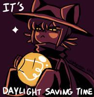 NEVER FALL BACK by NightMargin