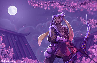 Hanzo by NightMargin