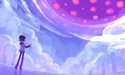 Nucleus by NightMargin