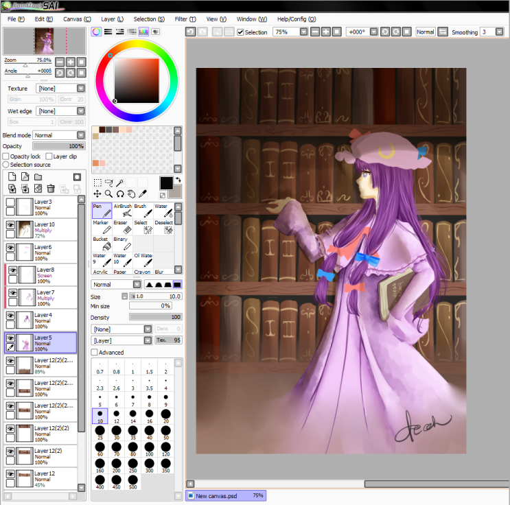 wip endless library by calendae on deviantart