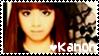 Kanon Wakeshima Stamp by Kyyraneth