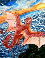 Above the World by Kyyraneth