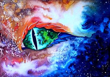 Space Eye by Kyyraneth