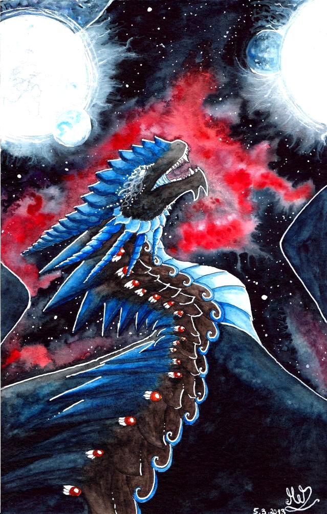 Star Shiner by Kyyraneth