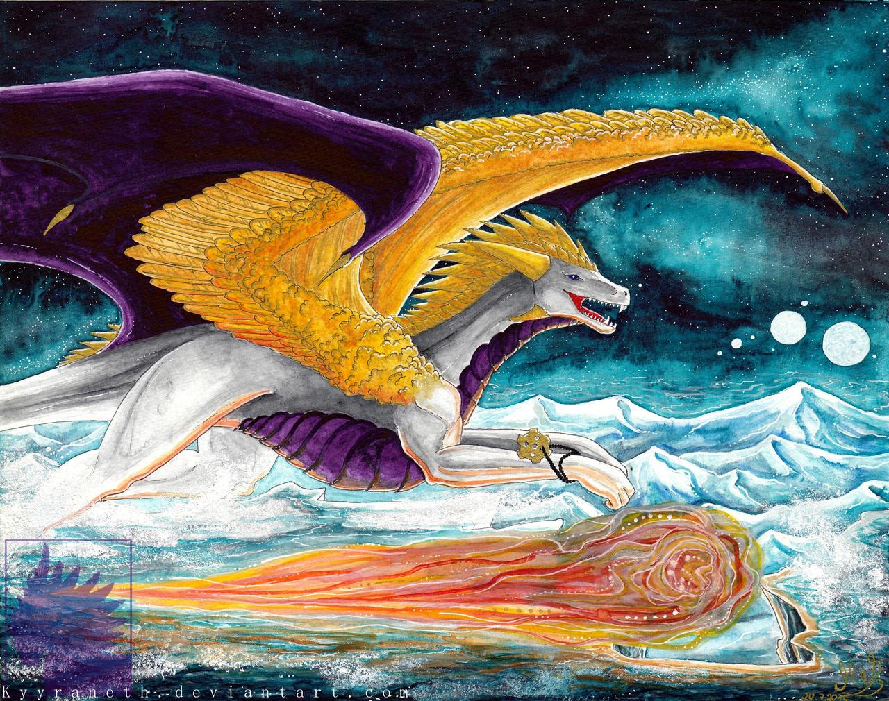[AT] Midnight Hunt by Kyyraneth