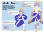 KNY OC:Mochi.