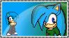 DA stamp request: Dez the hedgehog by sonicnextgen24