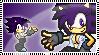 Speedstar the hedgehog Stamp by sonicnextgen24