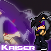 Kaiser The Chaos Wolf Icon Commisson by sonicnextgen24