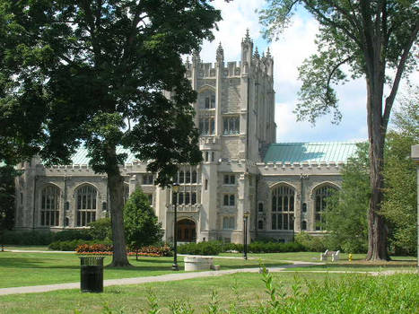 Vassar library 1