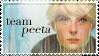 Team Peeta Stamp by Dancerwind
