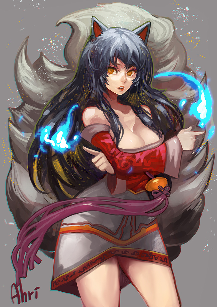 AHRI by CanKing