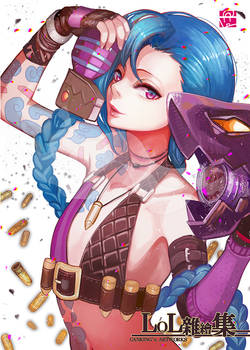 jinx cover