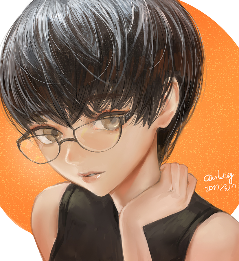 glasses by CanKing