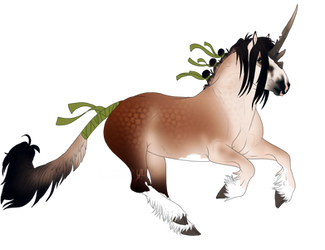 Draft unicorn adopt [SOLD] by RoeSkull